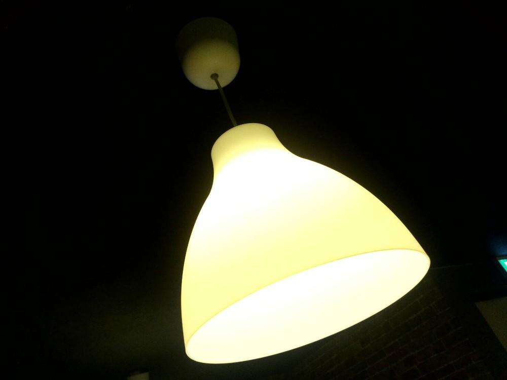ゲームに最適な照明